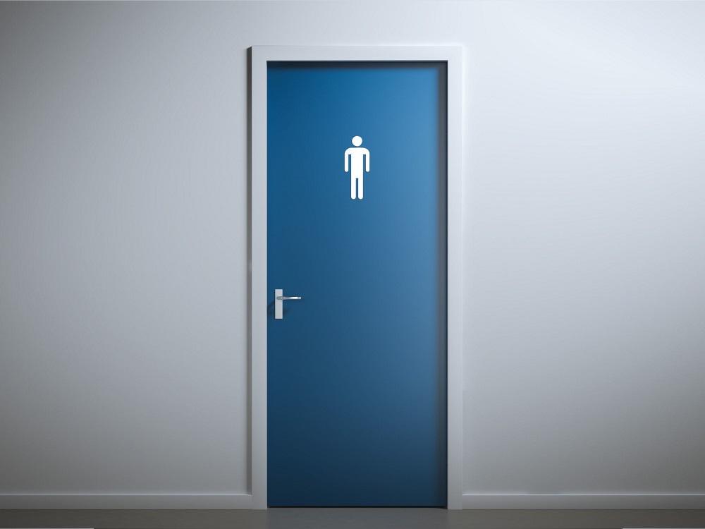 דלתות פולימר לשירותים