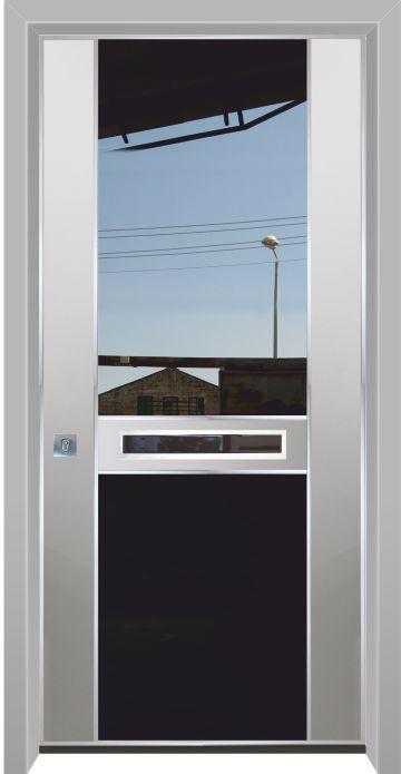 דלת כניסה דגם יהלום