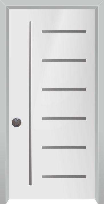 דלת כניסה דגם עדן