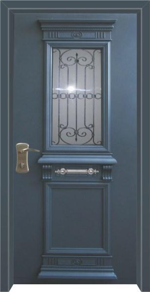 דלת כניסה דגם יווני