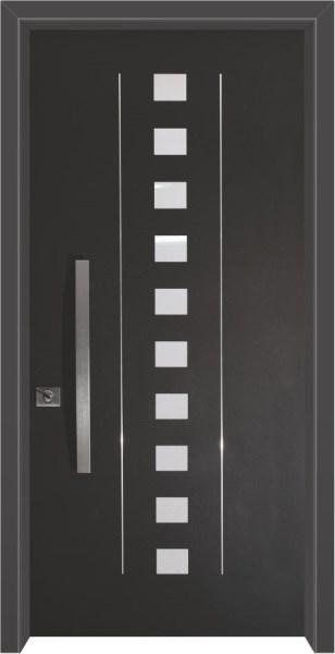 דלת כניסה דגם פניקס
