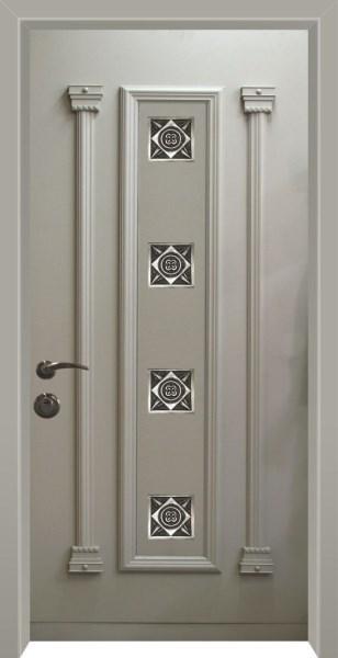 דלת כניסה דגם קלאסי