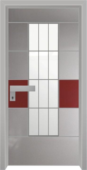 דלת כניסה דגם הייטק