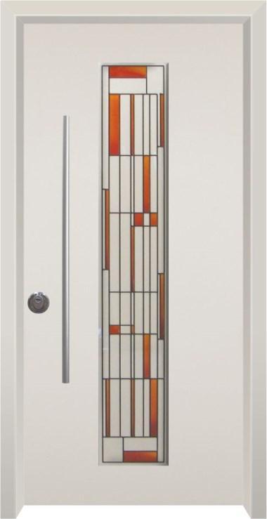 דלת כניסה דגם ויטראז